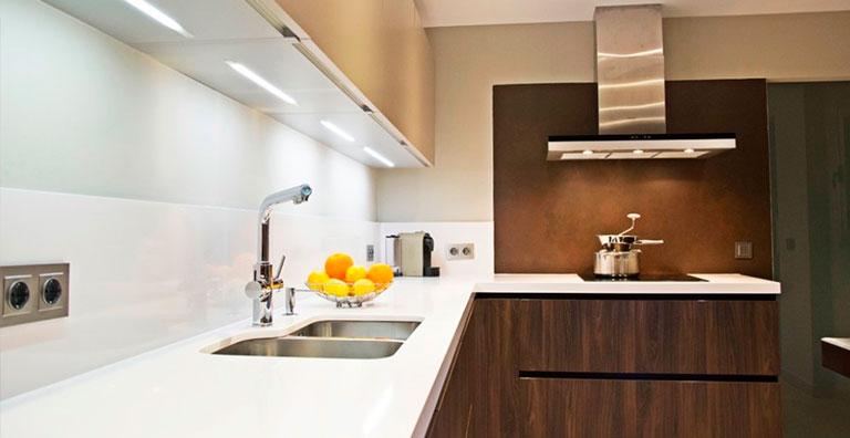 Comprar Cocinas Modernas Elite Silestone en Madrid